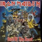 iron maiden - best of the beast CD 1996 castle BMG Direct 16 tracks used mint