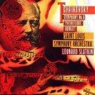 tchaikovsky - symphony no.6 pathetique & hamlet - SLSO & slatkin CD 1993 RCA used