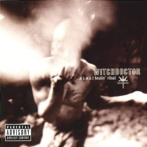 witchdoctor - a swat healin ritual CD 1998 interscope organized noize used