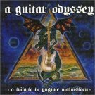 a guitar odyssey - a tribute to yngwie malmsteen CD 2001 gothenburg dwell used mint