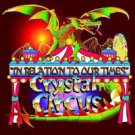 crystal circus - in relation to our times CD akarma italy 12 tracks used mint