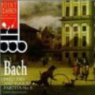 bach preludes and fugues partita no.6 CD 1994 point classics used mint