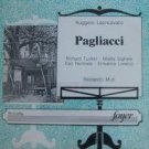 leoncavallo - pagliacci - tucker sighele nurmela lorenzi + muti CD 1991 foyer used
