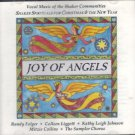 joy of angels - shaker spirituals for christmas & the new year CD 1995 sampler 38 tracks mint