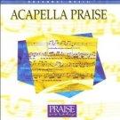 acapella praise - various aritists CD 1993 integrity 10 tracks used mint