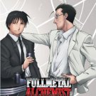 fullmetal alchemist volume 6 - captured souls limited edition in tim box DVD + CD 4-discs