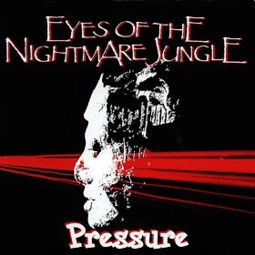 eyes of the nightmare jungle - pressure CD single 1994 synthetic symphony 3 tracks used