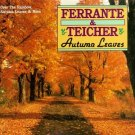 ferrante & teicher - autumn leaves CD 1993 sony 9 tracks used mint