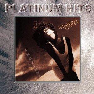 mariah carey - emotions + vanishing CD single 2002 sony 2 tracks used mint