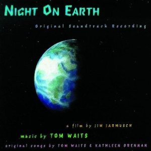 night on earth - original soundtrack recordings of music by tom waits CD 1992 island used