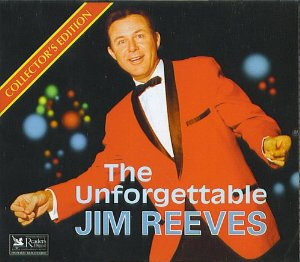 jim reeves - the unforgettable jim reeves CD 3-discs 72 tracks 1994 reader's digest used mint