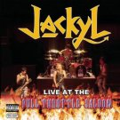 jackyl - live at the pull throttle saloon CD 2004 sanctuary used