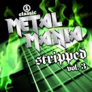 vh1 classic metal mania stripped vol.3 - various artists CD 2007 sidewinder used