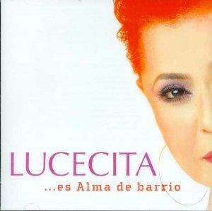 lucecita benitez - lucecita -- es alma de barrio CD 2005 lobo used mint