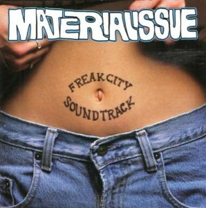 material issue - freak city soundtrack CD 1994 polygram 11 tracks used mint