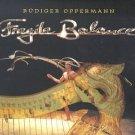 rudiger oppermann - fragile balance CD 1998 shamrock 9 tracks used mint