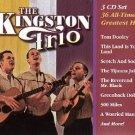 kingston trio - all-time greatest hits CD 3-disc box 1993 cema capitol 36 tracks used mint