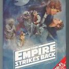 star wars the empire strike back VHS 1980 lucas film 1984 cbs fox new