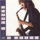 kenny g - g force CD 2006 arista BMG japan 8 tracks used