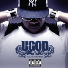 u-god - mr. xcitement CD 2005 free agency recordings 16 tracks used mint