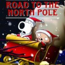 family guy presents road to the north pole DVD 2011 fox used mint