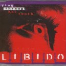 libido - lying through her teeth CD single 1997 fire 3 tracks used mint