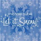 michael buble - let it snow! CD ep 2007 reprise 6 tracks used mint