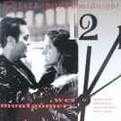 wes montgomery - jazz 'round midnight CD 1994 polygram 15 tracks used mint