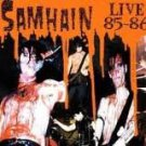 samhain - live '85 - '86 CD 2001 eviliv9 18 tracks used
