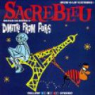 dimitri from paris - sacrebleu CD 1998 eastwest atlantic 18 tracks used mint