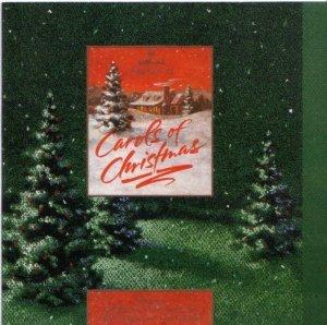 carols of christmas - Mormon Tabernacle Choir Sarah Vaughan & Samuel Ramey CD 1989 hallmark