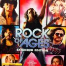 rock of ages DVD 2-disc extended special edition 2012 warner used mint