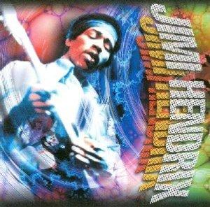 jimi hendrix featuring little richard CD eurotrend austria 12 tracks used mint