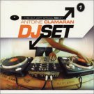Antoine Clamaran DJ Set - various artists CD 2002 warner france used mint
