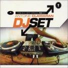 Antoine Clamaran DJ Set - various artists CD 2002 warner france used mint