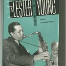 lester young reader - edited by lewis porter Book Hardcover 1991 Smithsonian used mint