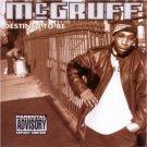 mcgruff - destined to be CD 1998 universal 16 tracks used mint