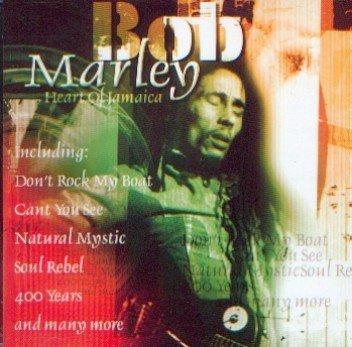 bob marley -  heart of jamaica CD time music canada 14 tracks used mint