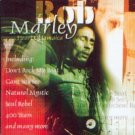 bob marley -  heart of jamaica CD time music canada 14 tracks used mint