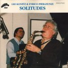 lee konitz & enrico pieranunzi - solitudes CD philology phonocomp italy 15 tracks used mint