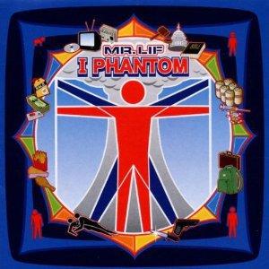 mr. lif - i phantom CD 2002 definitive jux 14 tracks used mint