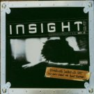 insight - updated software v. 2.5 CD 2discs 2002 brick grit landspeed used mint