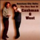 american city suite - very best of cashman & west CD 1999 taragon 20 tracks used mint