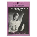 threepenny opera - G.W. Pabst book paperback first printing 1984 lorrimer used