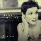 christine andreas - love is good CD 1997 after 9 13 tracks used mint
