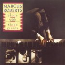 marcus roberts - alone with three giants CD 1991 novus RCA 15 tracks used mint