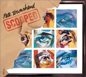 pete townshend - scooped CD 2-discs 2002 eel pie redline 35 tracks used mint