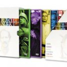 Werner Herzog and Klaus Kinski A Film Legacy DVD 7-disc boxset 2002 anchor bay used mint