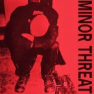 minor threat - complete discography CD 1989 dischord 26 tracks used mint