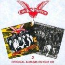 cock sparrer - shock troops & running riot in '84 CD 1993 link step-1 UK used mint